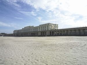 Thermae Palace in Ostend