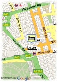 map-The Montcalm Hotel