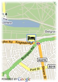 map-Knightsbridge Green Hotel