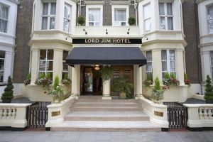 Lord Jim Hotel in London