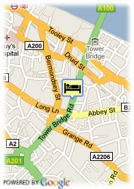 map-Think Tower Bridge