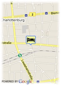 map-Domicil Hotel Berlin