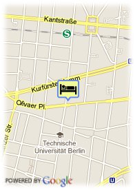 map-Hotel Bleibtreu Berlin