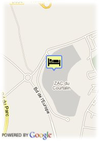 map-Thomas Cook´s Explorers Hotel