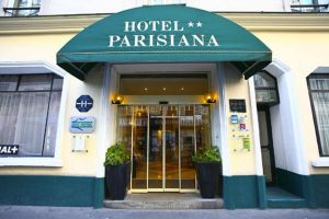 Hotel Parisiana à Paris