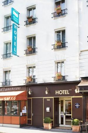 Hotel Paris Eiffel Cambronne in Parijs