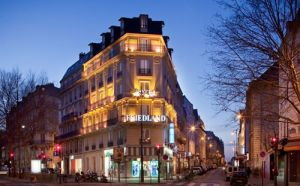 Hotel B.W. Champs Elysees Friedland in Parijs
