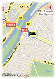map-Hotel Charlemagne
