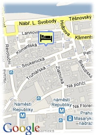 map-Moods boutique hotel