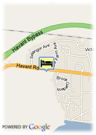 map-The Brookfield Hotel