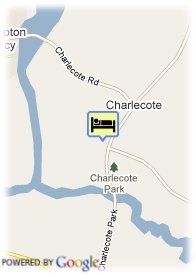 map-The Charlecote Pheasant Hotel