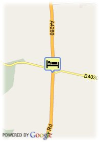 map-The Holt Hotel