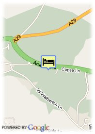 map-Woodacre