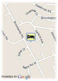 map-The Normanhurst Hotel