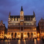 romantic weekend in brussels