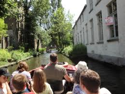 guided tours in bruges