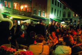 nightlife in bruges