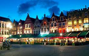 attractions in bruges