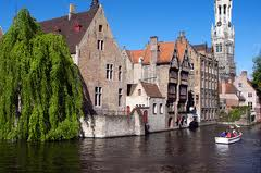 weather in bruges
